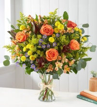 Autumn Breeze Bouquet