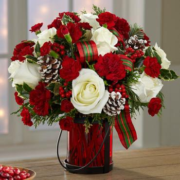 The Holiday Wishes? Bouquet by Better Homes and Gardens&re