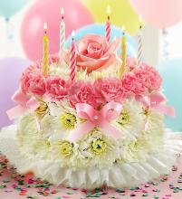 Birthday Flower Cake? Pastel