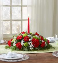 Season?s Greetings? Centerpiece