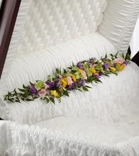 The Trail of Flowers? Casket Adornment