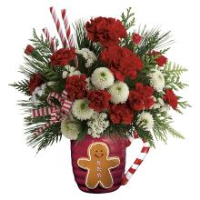Send A Hug® Winter Sips Bouquet