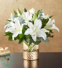 Classic Lily Bouquet by Real Simple?