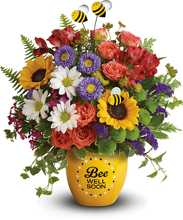 Garden Of Wellness Bouquet