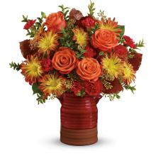 Heirloom Crock Bouquet