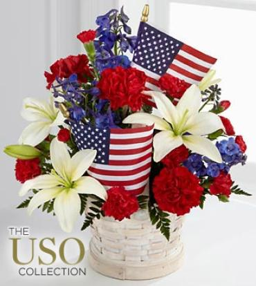 The American Glory? Bouquet