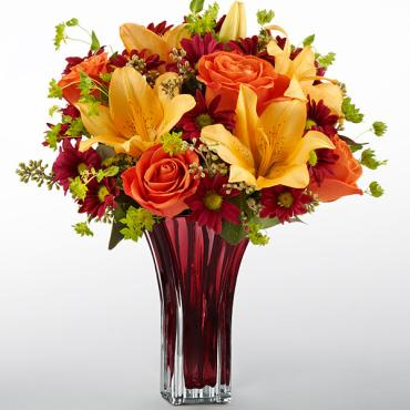 The Many Thanks? Bouquet by Vera Wang