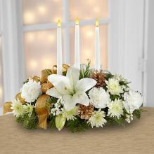 The Seasons Glow? Centerpiece