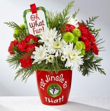 The I\'ll Jingle to That? Bouquet by Hallmark