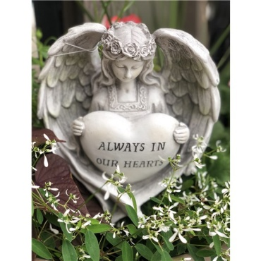 Always In Our Hearts Garden Pick