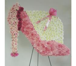 High Heel Shoe PINK