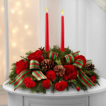 The Holiday Classics? Centerpiece by Better Homes and Gard