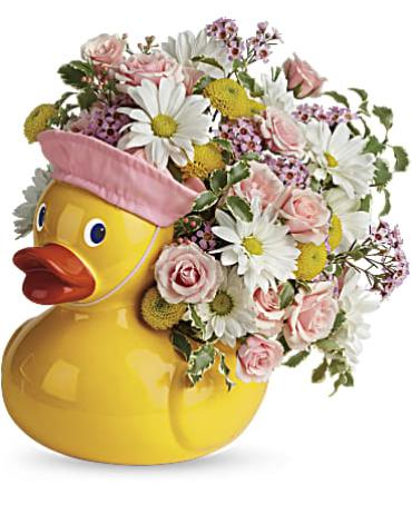 Sweet Little Ducky Bouquet