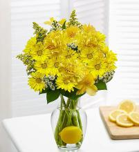 Make Lemonade? in a Vase