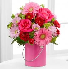 The Color Your Day With Happiness? Bouquet