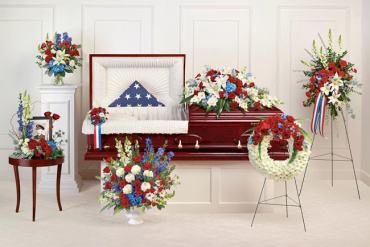 Distinguished Service Funeral
