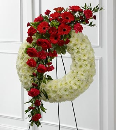 The Graceful Tribute? Wreath