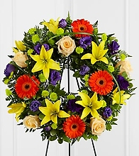 The Radiant Remembrance™ Wreath