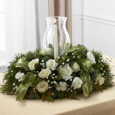 The Glowing Elegance? Centerpiece